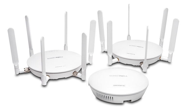 SonicWALL SonicPoint Wireless Access Point Series