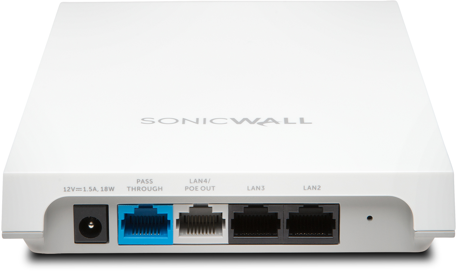 SonicWALL SonicWave 224w Ports