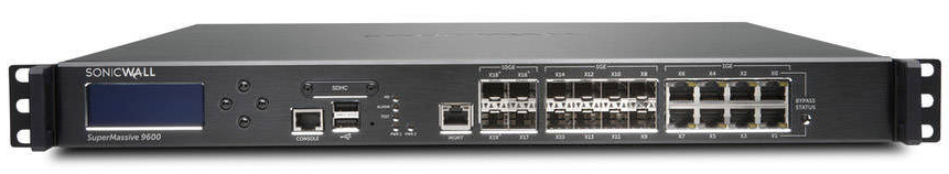 SonicWALL SuperMassive 9600 Series