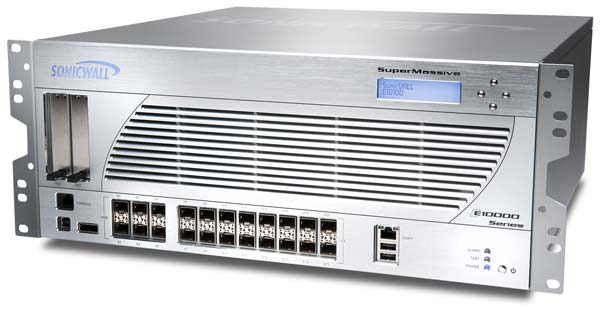 SonicWALL SuperMassive E10400 Series Next-Generation Firewall