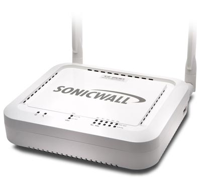 SonicWALL TZ 200 Wireless Series