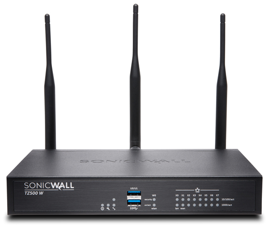 SonicWall TZ500 Wireless-AC Series