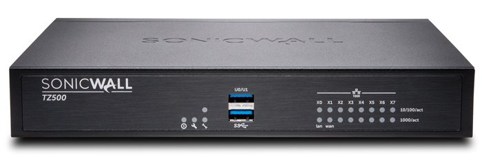 SonicWALL TZ500 Series