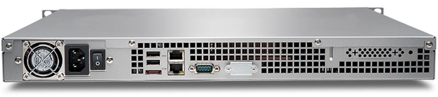 SonicWALL WXA 2000 Series Back View