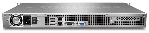 SonicWALL Email Security 3300 - Back View